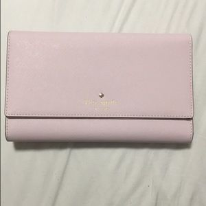 Late Spade Travel Wallet